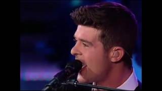 Robin Thicke: Complicated (The Oprah Winfrey Show)
