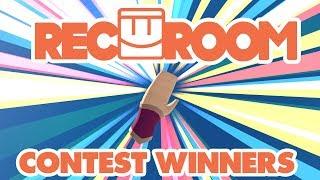 Rec Room - Creators Contest Winning Rooms