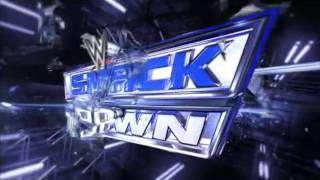 SmackDown Graphics Package 2014