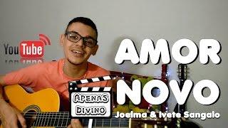 AMOR NOVO - Joelma & Ivete Sangalo (COVER)
