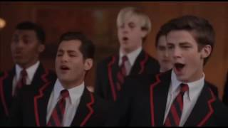 GLEE - I Want You Back (Grant Gustin) HD