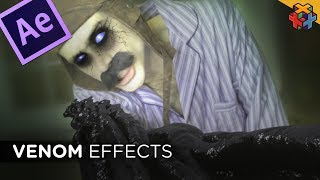 VENOM Effects - After Effects Tutorial width=