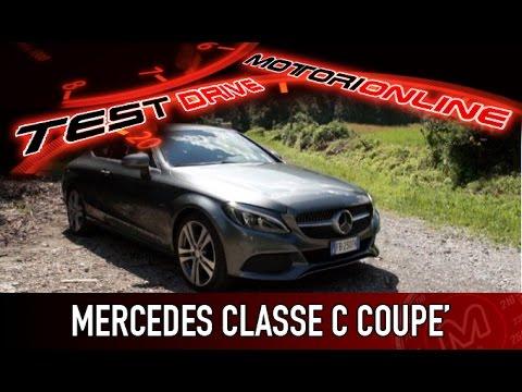 Mercedes Classe C Coupé MY 2016   Test drive, pregi e difetti