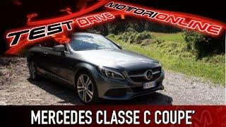 Mercedes Classe C Coupé MY 2016 | Test drive, pregi e difetti