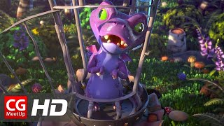 """CGI 3D Animation Short Film HD """"Chivalry is Dead"""" by NCCA Bournemouth 