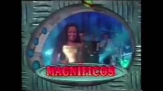 Banda Magníficos no Planeta Xuxa