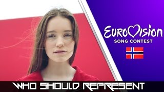 Who should represent Norway? | Eurovision Song Contest 2018