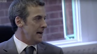 Peter Capaldi Is The King Of Spin | The Thick of It | BBC