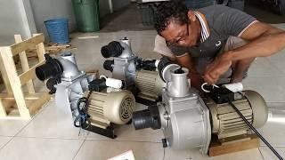 Harga Pompa Air Modifikasi Sawah Tenaga Listrik Kapasitas Besar