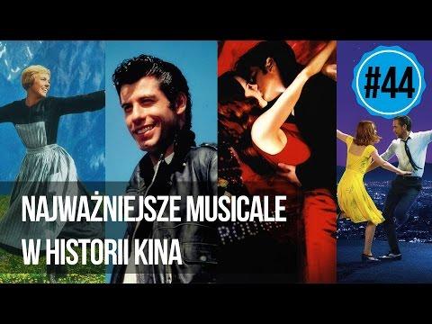 #44 Najważniejsze musicale w historii kina