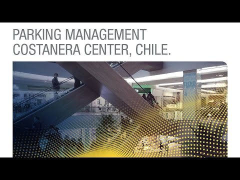Parking Management, Costanera Center Chile [English]