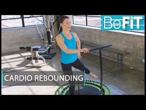 Cardio Rebounding Workout: BeFiT Trainer Open House- Fayth Caruso