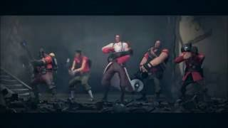 Team Fortress 2 - War/Epic Rock - Music Video