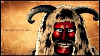 Kárpátia-Busó rege(dalszöveggel)