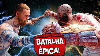 5 BATALHAS MAIS ÉPICAS DOS VIDEO GAMES 👊😮