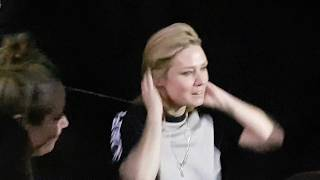 Roisin Murphy meets her fans after Live Concert in Moscow 18 03 2017