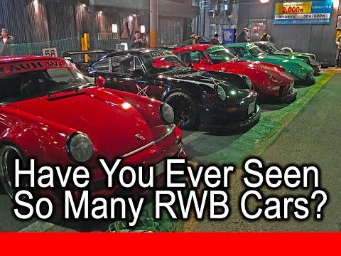 Tokyo - RWB Porsche Meet - Ft. Steves POV and Abstract Studios - Vlog52