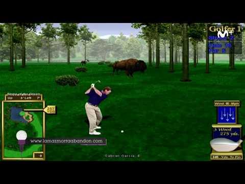 La Mazmorra Abandon y Movistar Golf presentan: Historia de los Videojuegos de Golf [Capítulo 15]