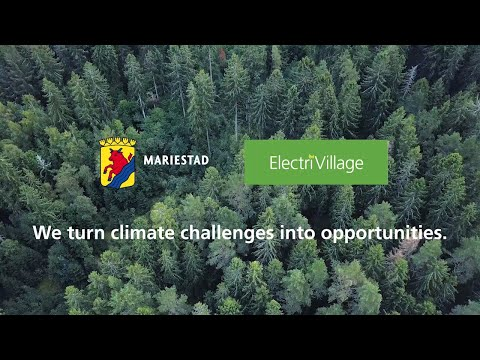 ElectriVillage Mariestad - English version