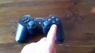 How to press L3 and R3. (On PS3 and on PS4)
