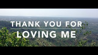 Thank You For Loving Me Lyrics -Tommy Walker
