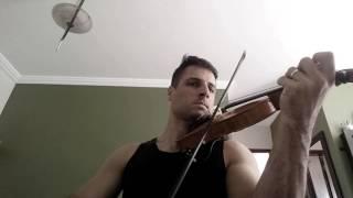 Alegria Cirque Du Soleil (violin cover)