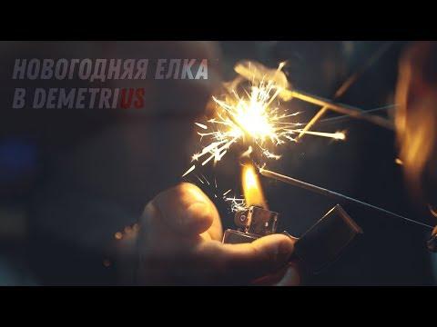 DEMETRIUS | НОВОГОДНЯЯ ЕЛКА 2020 | Влог | Новый год 2020 с Demetrius | Праздник в индустрия красоты photo