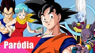 Dragon Ball Super (Paródia/Redublagem)