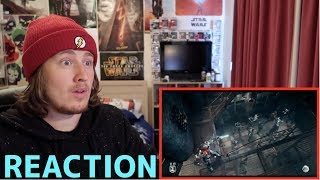 Justice League - Cyborg Trailer REACTION!!!