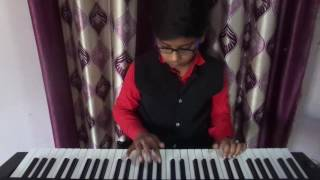 Tarak mehta ka ulta chasma on piano