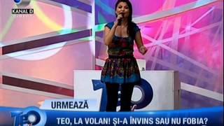 Claudia Ghitulescu Ce-a iubit inima mea - PRIMA AUDTIE -Kanal D Teo
