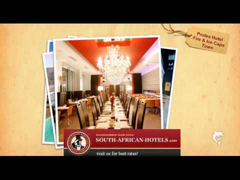 Protea Hotel Fire & Ice Cape Town, South Africa