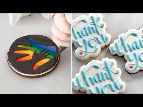 Fancy Icing For Your Sugar Cookies ? Tasty Recipes