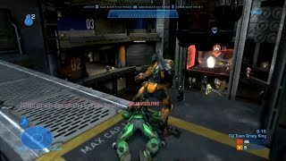 Halo Reach: Group Ninja Montage v2