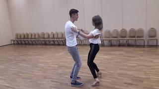 Andrius & Izabela Bachata Sensual Impro -Ed Sheeran - Perfect (Bachata Remix DJ Cat)