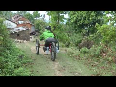 Nepal 2012 Thulakot Sunrise Hike – The Descent.mp4