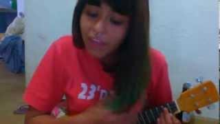The Residents -  Make me moo (ukulele cover)