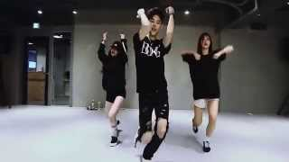 Be My Baby - Ariana Grande feat.Cashmere Cat / May J Lee Choreography |youtube|cover dance kpop star