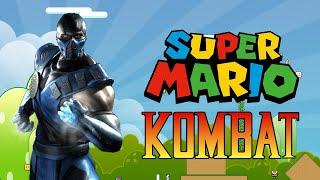 Super Mario Kombat: Super Mario World (Super Mario World / Mortal Kombat)