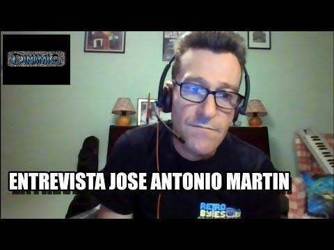 ENTREVISTA JOSE ANTONIO MARTIN CREEPSOFT DINAMIC