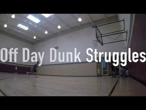 Dunk Struggle: Off Days Poster