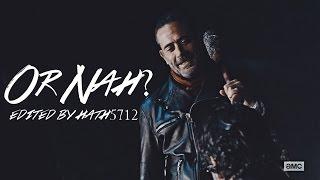 Rick/Negan | Or Nah? [+7x04]