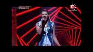 Х-фактор 4.Дарья Ковтун -- I Need A Hero(Bonnie Tyler cover) [Гала-концерт] [04.01.2014]
