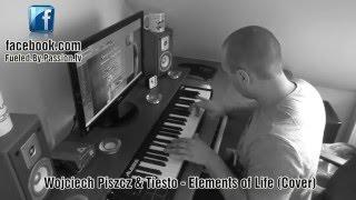 Grande Piano & Tiesto - Elements Of Life (Cover)