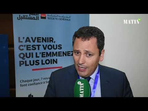 Video :  Forum d'Affaires Maroc-France à Dakhla : Déclaration Ahmed El Yacoubi, Président du directoire SG Maroc