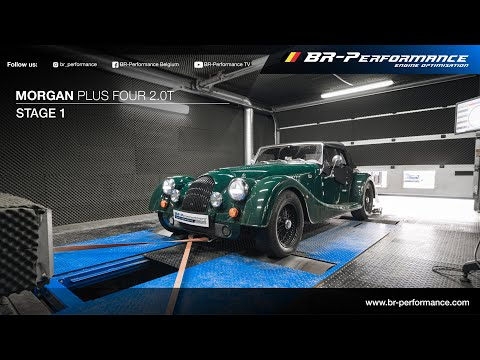 2020 Morgan Plus Four 2.0T / Stage 1 By BR-Performance