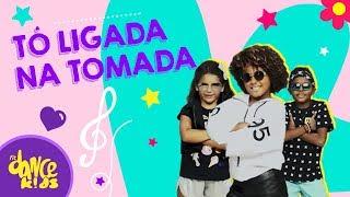 Ligada na Tomada - Sienna Belle | FitDance Kids (Coreografía) Dance Video
