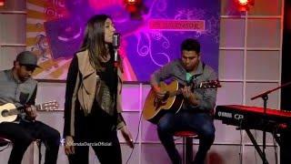 Glenda García - Pasa el Tiempo (acústico) en vivo en El Ascensor