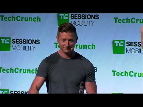 TC Sessions: Mobility DEMO with Jay Giraud (Damon X Labs)
