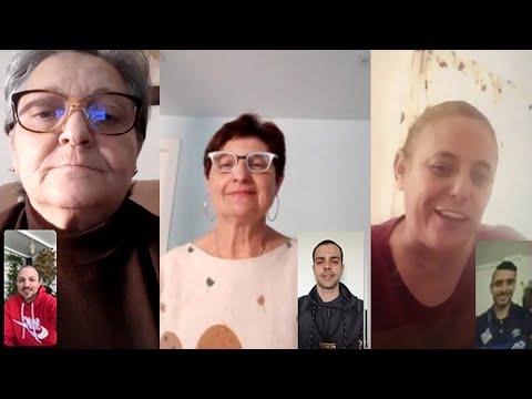 VÍDEO | Un #DíaDeLaMadre especial para Nano, Fede y Eloy Rojas